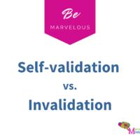 self validation blog post by marvelous minds